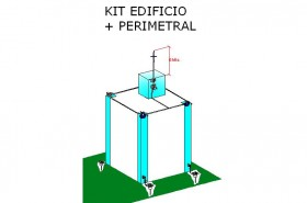 KIT EDIFICIO CON PERIMETRAL